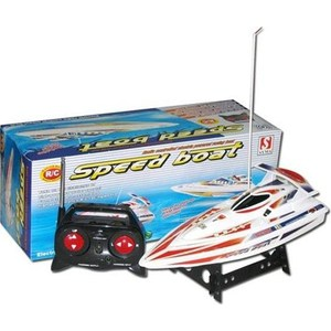 Радиоуправляемый катер Double Horse Speed Boat 27Mhz feilun ft012 high speed rc racing boat brushless fast self righting rc boat 45km h vs ft011 ft010 ft009 remote control boat mode