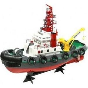 Радиоуправляемый буксир Heng Long Seaport Work Boat 40Mhz