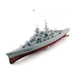 Радиоуправляемый русский эсминец Heng Tai Speed Battle Ship 1:360 40Mhz heng tai destroyer ht 2877f