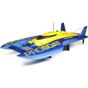 Радиоуправляемый катамаран ProBoat UL-19 30 Hydroplane RTR 2.4G радиоуправляемый катер proboat shockwave 26 brushless deep v