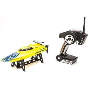 Радиоуправляемый катер WL Toys FreeDom Finder 2.4G радиоуправляемый катер proboat shockwave 26 brushless deep v