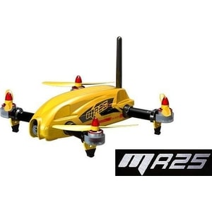 Радиоуправляемый гоночный квадрокоптер Align MR25 Racing Quad Combo RTF 5.8G 1pc emax rs2205 cw ccw red bottom racing brushless motor for fpv quad 2300kv 2600kv optional