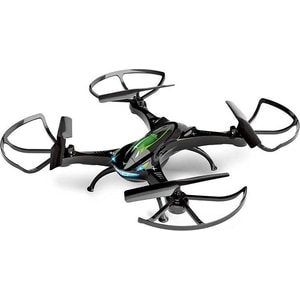 Радиоуправляемый квадрокоптер Sky Predator Phantom 2 3D 6 Axis 2.4G ultra mini d1 quadcopter 4ch 2 4g 6 axis gyro rc drone mode 2