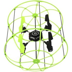 Радиоуправляемый квадрокоптер SkyWalker Aerocraft UFO 4CH 2.4G free shipping hot sale new m66 2 4g rc helicopter 4ch remote control aircraft gyro ufo electric toys for kids as gifts