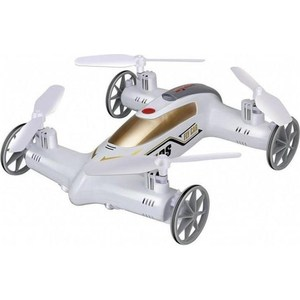 Радиоуправляемый квадрокоптер Syma Flying Car 6 Axis Gyro RTF 2.4G ultra mini d1 quadcopter 4ch 2 4g 6 axis gyro rc drone mode 2