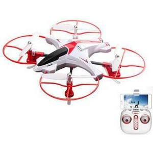 Радиоуправляемый квадрокоптер Syma X14W FPV RTF 2.4G jjrc h12w a wifi fpv with 720p 2 0mp cf mode rtf rc quadcopter