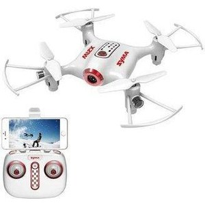 Радиоуправляемый квадрокоптер Syma X21W RTF 2.4G/X2IW FPV REAL-TIME syma x5uw drone with 720p hd wifi camera real time transmission fpv quadcopter 2 4g 4ch rc helicopter uav quadrocopter toys
