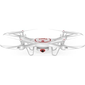 Радиоуправляемый квадрокоптер Syma X5UC 720P HD Camera 2.4G RTF original syma x5uw x5uc rc drone with wifi camera hd real time transmission fpv quadcopter 2 4g 4ch helicopter dron quadrocopter