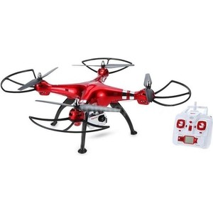 Радиоуправляемый квадрокоптер Syma X8HG 8MP HD Camera (обновленная версия X8G) RTF 2.4G original syma x5uw x5uc rc drone with wifi camera hd real time transmission fpv quadcopter 2 4g 4ch helicopter dron quadrocopter