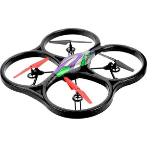 Радиоуправляемый квадрокоптер WL Toys UFO Drones V333C Headless Cyclone 2.4G 112112 new 200w pixelate fold mini aircraft vehicle toys automatic return headless mode 2 4g 4ch 4 axis drone wifi rc 10cm