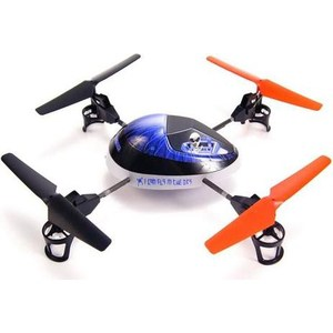 Радиоуправляемый квадрокоптер WL Toys V949 UFO Force Mini 4CH 2.4G wl v949 rtf rc quadcopter ufo 4ch 2 4g led v911 v929 v939 helicopter upgrade version p3