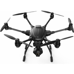 Радиоуправляемый гексакоптер Yuneec Typhoon H RTF 4K Camera 2.4G yuneec typhoon h 5 8g fpv drone with realsense module cgo3 4k camera 3 axis gimbal 7 inch touchscreen rc hexacopter rtf