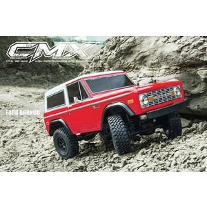 Радиоуправляемая трофи модель MST CMX от FORD Bronco 4WD RTR масштаб 1:10 2.4G bronco acapulco