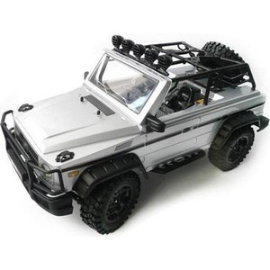 где купить Радиоуправляемая трофи Heng Guan Mercedes 4WD RTR масштаб 1:10 2.4G дешево