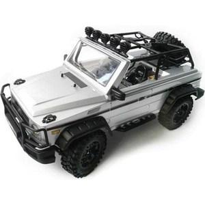 Радиоуправляемая трофи Heng Guan Mercedes 4WD RTR масштаб 1:10 2.4G танк радиоуправляемый heng long german panther