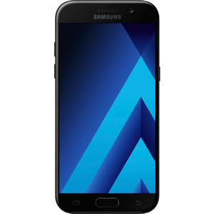 Смартфон Samsung Galaxy A5 (2017) 32Gb Black телефон samsung galaxy a5