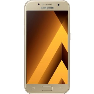 Смартфон Samsung Galaxy A7 (2017) 32Gb Gold все цены