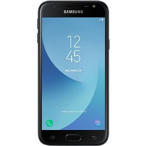 Смартфон Samsung Galaxy J3 (2017) 16Gb Black смартфон samsung galaxy j3 2016 4g 8gb white