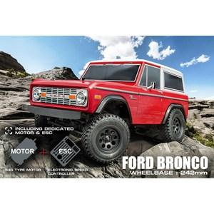 Трофи модель MST CFX Max Speed Technology с кузовом Ford Bronco bronco acapulco