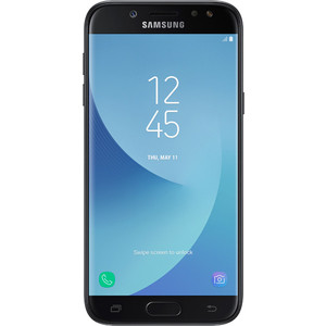 Смартфон Samsung Galaxy J5 (2017) 16Gb Black samsung galaxy j5 2016 j510 black sm j510fzkuser
