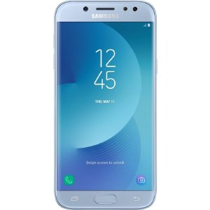 Смартфон Samsung Galaxy J5 (2017) 16Gb Blue смартфон samsung galaxy j3 2017 16gb blue