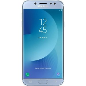 Смартфон Samsung Galaxy J7 (2017) 16Gb Blue смартфон samsung galaxy j3 2017 16gb black