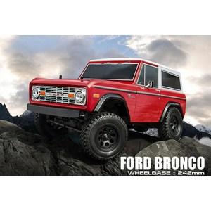 Радиоуправляемый трофи MST FORD Bronco 4WD KIT масштаб 1:10 2.4G bronco acapulco