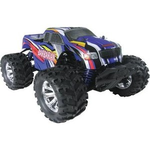 Радиоуправляемый монстр Acme Racing Barbarian 4WD RTR масштаб 1:8 2.4G vrx racing hurricane 4wd rtr 1 5 2 4g rgc 0004 01