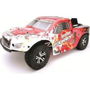 Радиоуправляемый шорт-корс трак Arrma Fury BLX 2WD RTR масштаб 1:10 2.4G - AR102542 радиоуправляемый трагги ecx ruckus 2wd rtr масштаб 1 10 2 4g