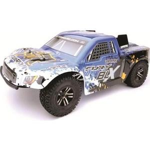 Радиоуправляемый шорт-корс трак Arrma Fury BLX 2WD RTR масштаб 1:10 2.4G - AR102543 радиоуправляемый трагги ecx ruckus 2wd rtr масштаб 1 10 2 4g