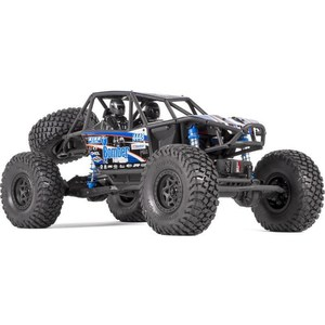 Радиоуправляемый краулер Axial RR10 Bomber 4WD RTR масштаб 1:10 2.4G axial xr10 kit rtr