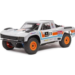 Радиоуправляемый шорт-корс трак Axial Yeti Trophy Truck 4WD KIT масштаб 1:10 2.4G axial xr10 kit rtr