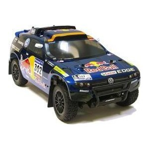 Модель шоссейного автомобиля Carisma M40S VOLKSWAGEN RACE TOUAREG 3 4WD RTR масштаб 1:10 2.4G bburago модель автомобиля volkswagen touareg цвет синий масштаб 1 18