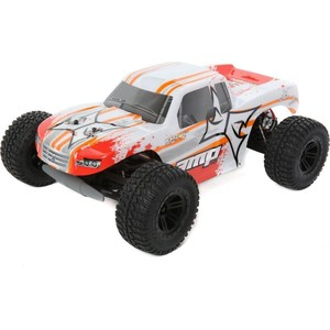 Радиоуправляемый монстр ECX AMP Monster Truck 2WD RTR масштаб 1:10 2.4G lcracing 1 14th brushless monster truck rtr world s 1st emb mth rtr version