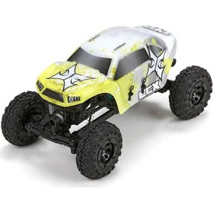 Радиоуправляемый краулер ECX Crawler Temper 4WD RTR масштаб 1:24 2.4G new 1 10 rc crawler rc4wd gelande ii defender d90 metal chassis kit d90 frame parts