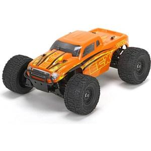 Радиоуправляемый монстр ECX Ruckus 4WD RTR масштаб 1:18 2.4G игрушка ecx torment red orange ecx01001t2
