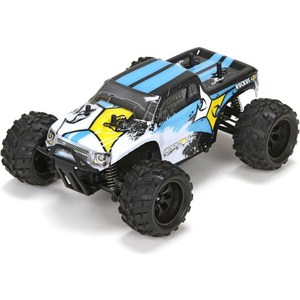 Радиоуправляемый монстр ECX Ruckus 4WD RTR масштаб 1:24 2.4G игрушка ecx torment red orange ecx01001t2