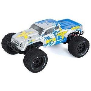 Радиоуправляемый монстр ECX Ruckus RTR 2WD масштаб 1:10 2.4G игрушка ecx torment red orange ecx01001t2