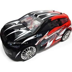 Радиоуправляемая машина для дрифта Himoto Drift Brushless 4WD RTR масштаб 1:18 2.4G радиоуправляемая машина для дрифта hpi racing rs4 sport 3 drift subaru brz 4wd rtr масштаб 1 10 2 4g