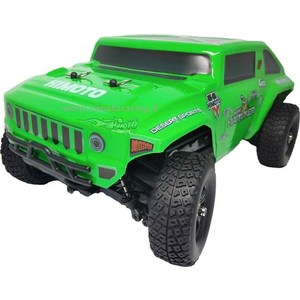 Радиоуправляемый монстр Himoto Hammer Brushless 4WD RTR масштаб 1:18 2.4G lcracing 1 14th brushless monster truck rtr world s 1st emb mth rtr version