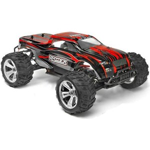 Радиоуправляемый монстр Himoto Raider Brushless 4WD RTR масштаб 1:8 2.4G lcracing 1 14th brushless monster truck rtr world s 1st emb mth rtr version