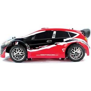 Модель раллийного автомобиля Himoto Rally X10BL 4WD RTR масштаб 1:10 2.4G