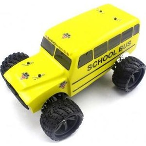 Радиоуправляемый монстр Himoto School Bus 4WD RTR масштаб 1:18 2.4G