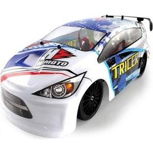 Модель шоссейного автомобиля Himoto Tricer 4WD RTR масштаб 1:18 2.4G модель шоссейного автомобиля kyosho inferno gt2 ve rs corvette c6r 4wd rtr масштаб 1 8 2 4g