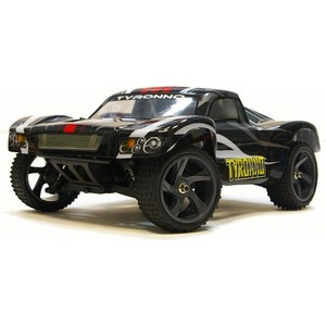 Радиоуправляемый шорт-корс трак Himoto Tyronno Brushless 4WD RTR масштаб 1:18 2.4G himoto bowie brushless 4wd 2 4ghz