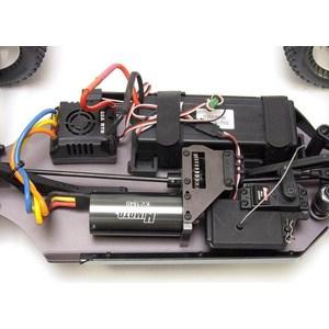 Радиоуправляемый трагги Himoto Ziege Mega Brushless 4WD RTR масштаб 1:8 2.4G от ТЕХПОРТ