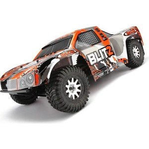 Радиоуправляемый шорт-корс трак HPI Racing Blitz Skorpion 2WD RTR масштаб 1:10 2.4G 047 1 10 1 10 pvc painted body shell for 1 10 rc hobby racing car 2pcs lot free shipping