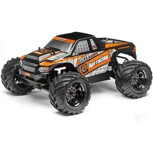 Радиоуправляемый монстр HPI Racing Bullet MT Flux 4WD RTR масштаб 1:10 2.4G