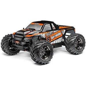 Радиоуправляемый монстр HPI Racing Bullet MT 3.0 4WD RTR масштаб 1:10 2.4G 047 1 10 1 10 pvc painted body shell for 1 10 rc hobby racing car 2pcs lot free shipping