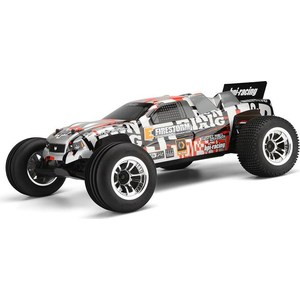 Радиоуправляемый внедорожник HPI Racing E-Firestorm 10T 2WD масштаб 1:10 2.4G 047 1 10 1 10 pvc painted body shell for 1 10 rc hobby racing car 2pcs lot free shipping